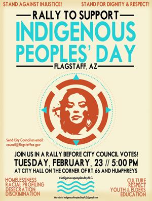 Indigenousrally-flagstaff-Flyer2016S